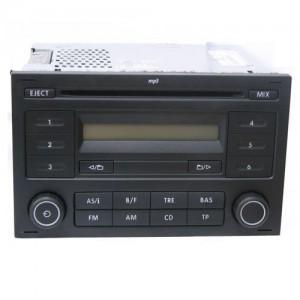 vw polo mk7 2005 2009 9n3 rcd 200 lecteur cd radio mp3. Black Bedroom Furniture Sets. Home Design Ideas