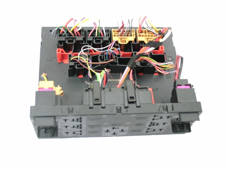 Vw Passat B6 Fuse Box On Board Central Ecu Module 3c0 937 049 S 2005 To 2009