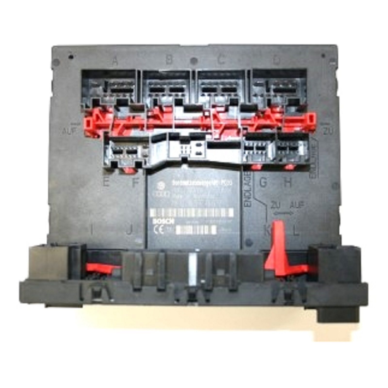 Used Genuine Vw Golf Central Control Module Fuse Box 1k0 937 049 T Box1599