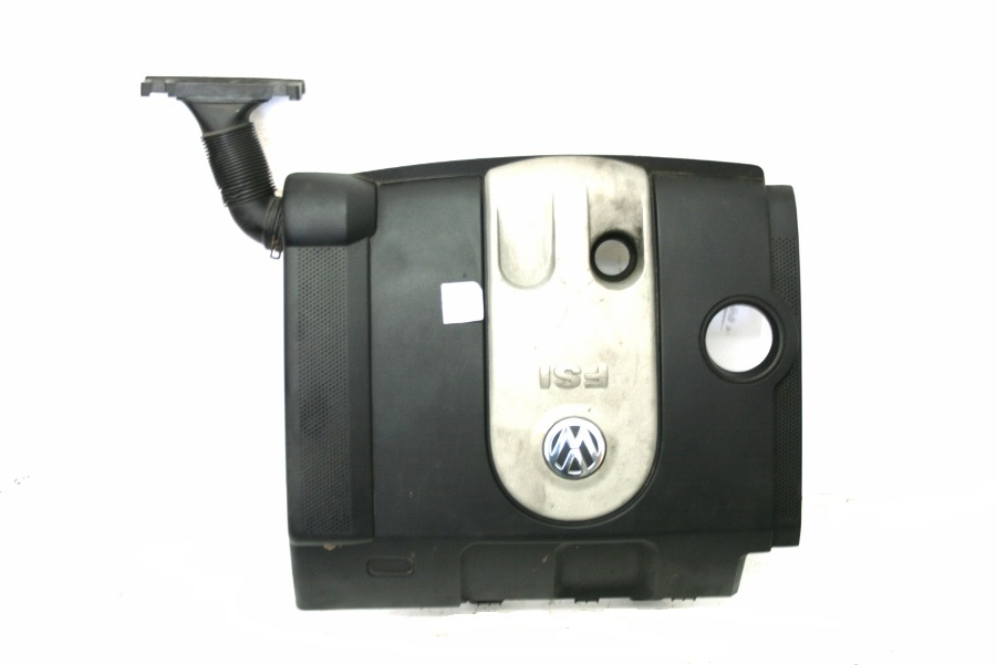 Used genuine vw golf fsi air filter box engine cover