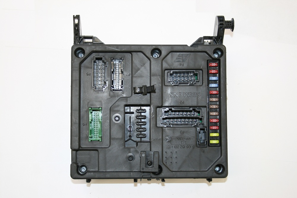 Used Genuine Vw Sharan Fuse Box