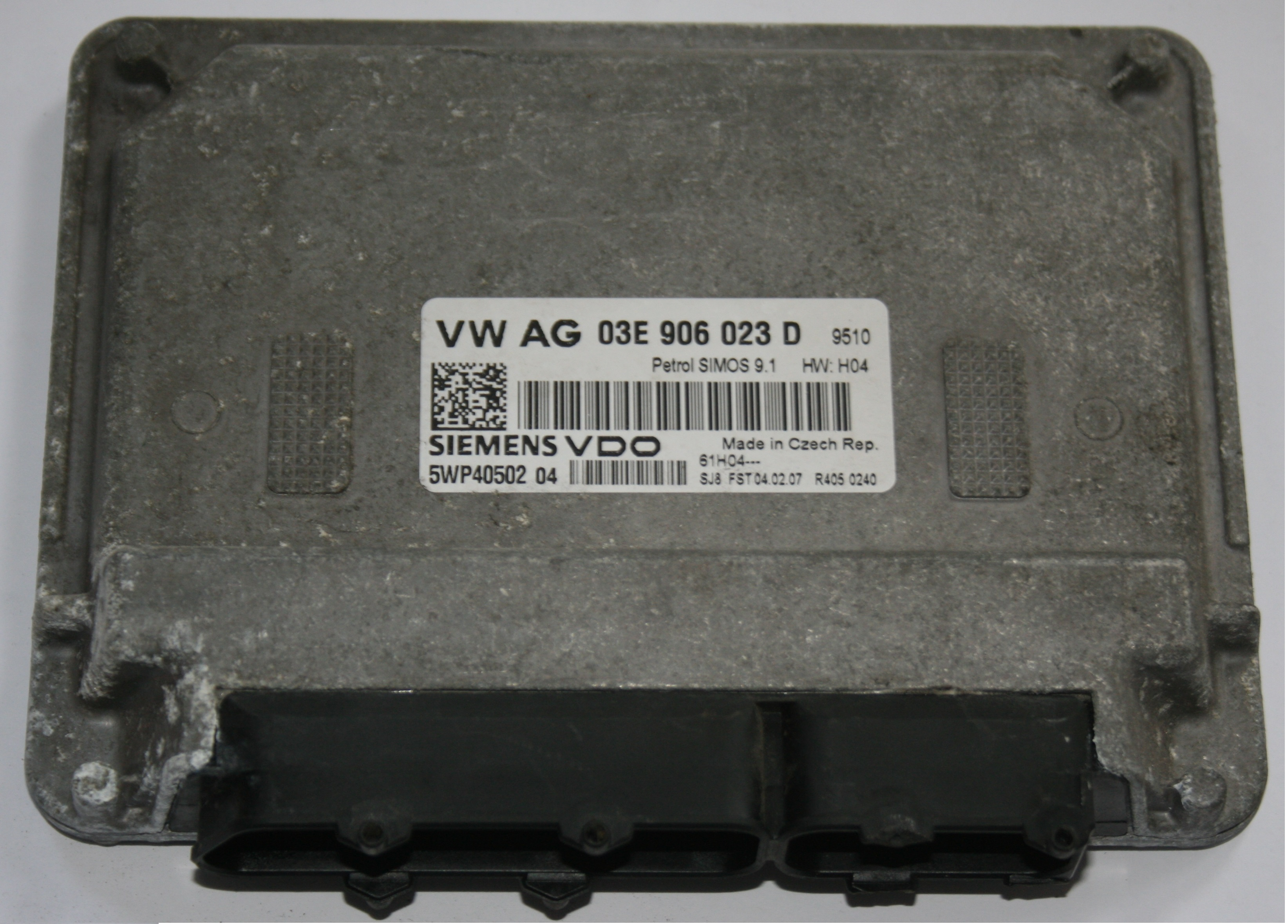 Used Genuine VW Polo Ecu Pre-programmed - No coding required