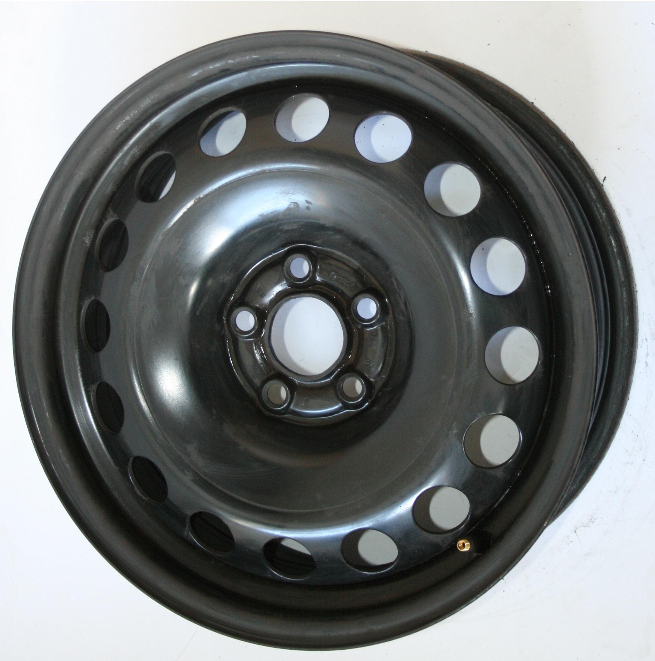 """Vw Bug Air Cooled Wheels: Used Genuine VW Beetle 16"""" Steel Wheel"""