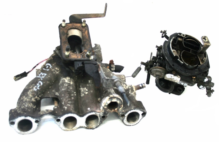 Used Genuine Vw Golf Golf Mk1 1 8 Weber Carb With Inlet