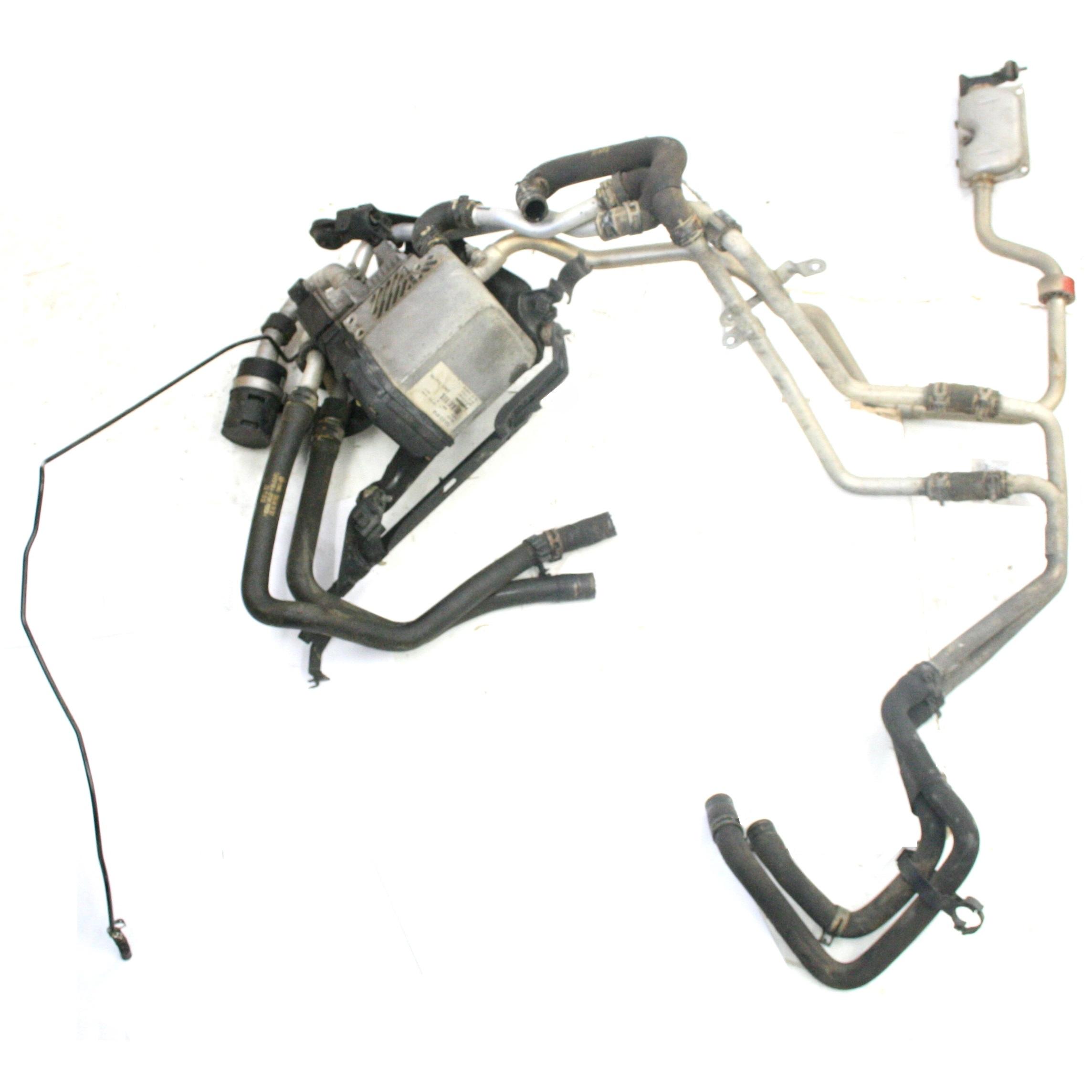 Used Genuine Vw Touareg Webasto Rear Auxillary Heater 7l6 815 071 A Uk S No 1 Specialist Vw