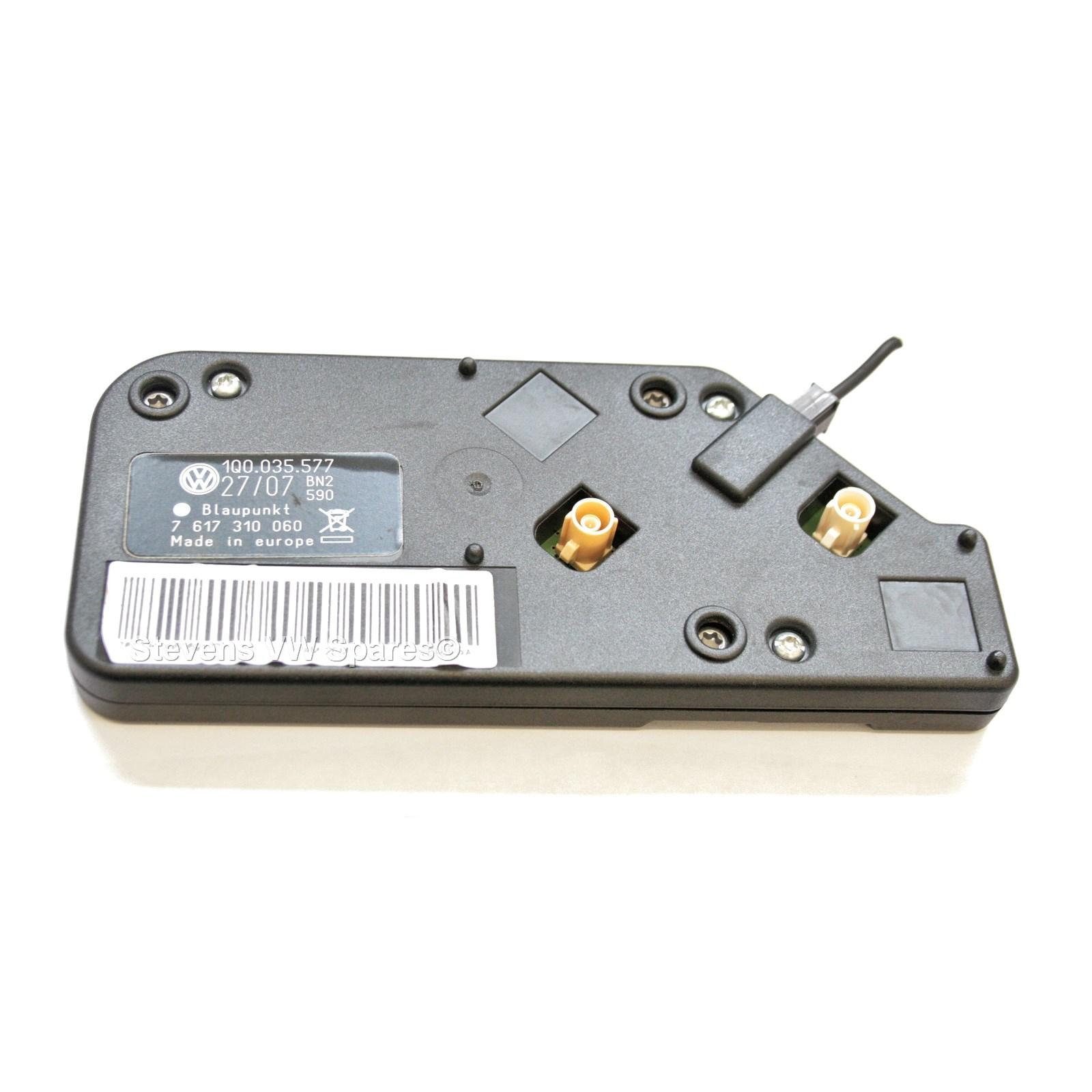 Eos Volkswagen Used: Used Genuine VW EOS Aerial Antenna Boost Amplifier