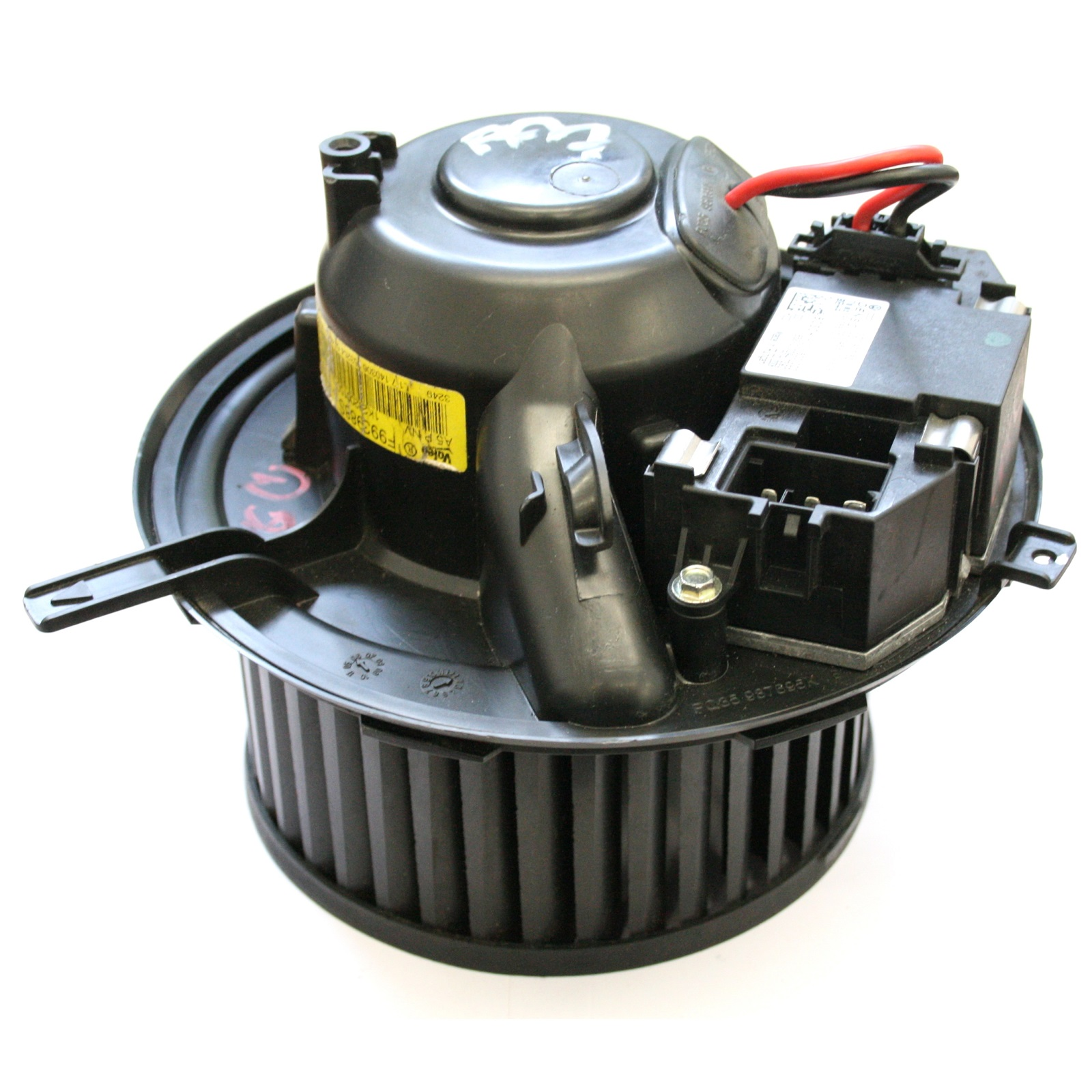 used genuine vw passat climatronic blower motor fan with
