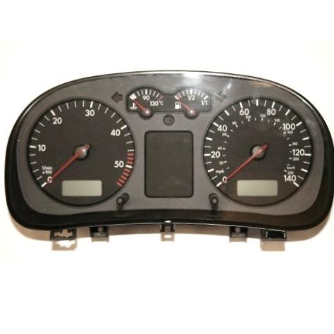 VW-GOLF-MK4-1-9-TDI-DIESEL-MOTOMETER-SPEEDOMETER-SPEEDO-CLOCK-DIAL-1J0-920-905-E