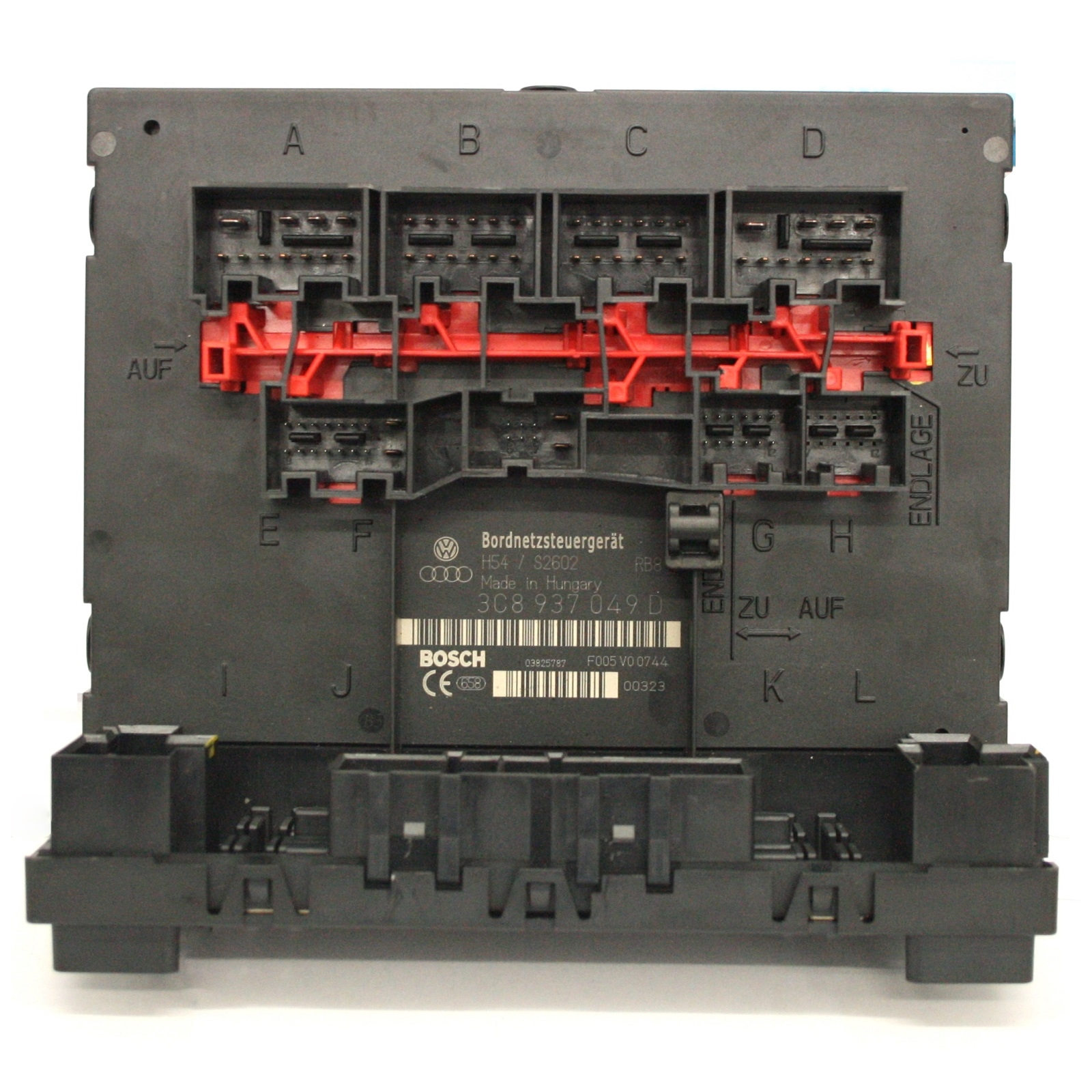 used genuine vw passat onboard central fuse box ecu. Black Bedroom Furniture Sets. Home Design Ideas