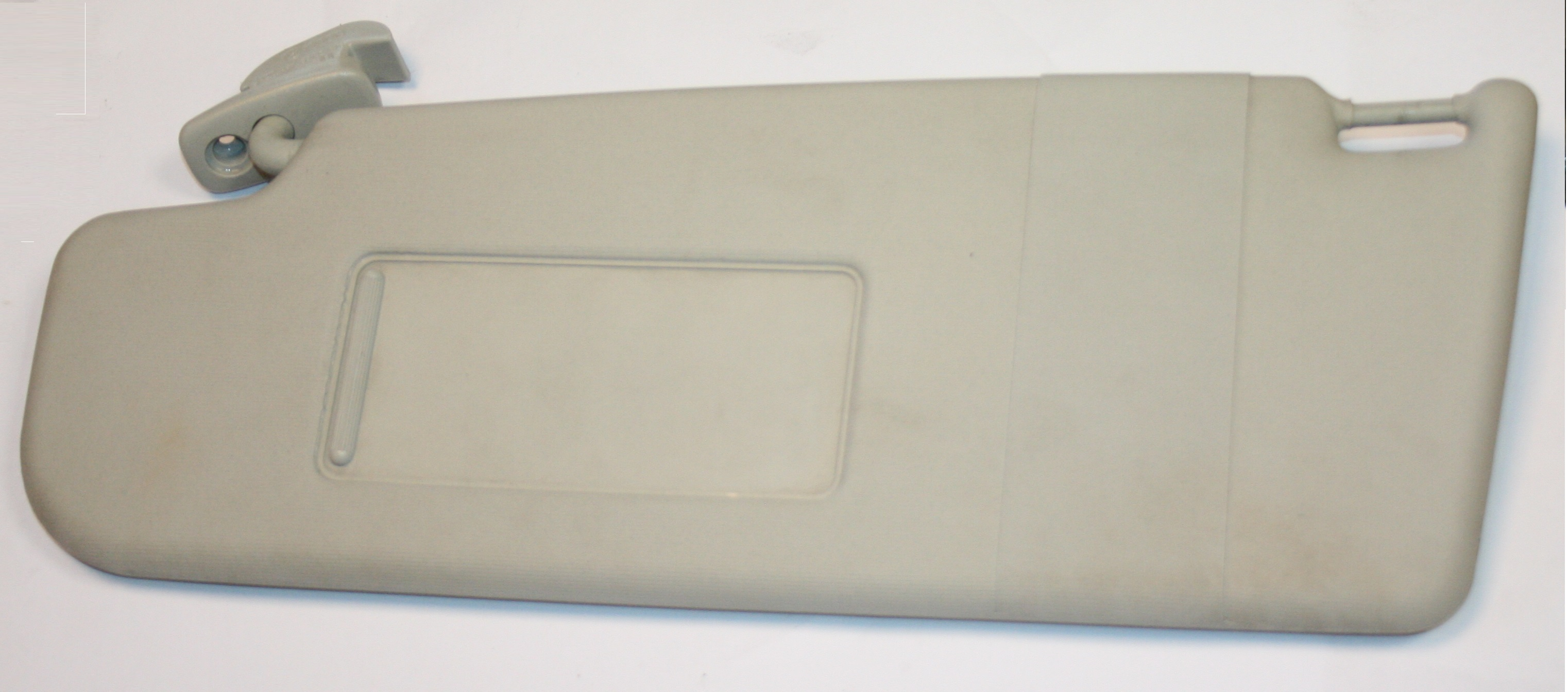 VW Polo Sun Visor & Slide Mirror 2002 to 2009 Left Side Front 6Q0 857 551 E/F/G