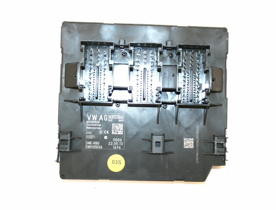 fuse box locking mazda 3 fuse box glove box used genuine vw various central locking body control ... #15