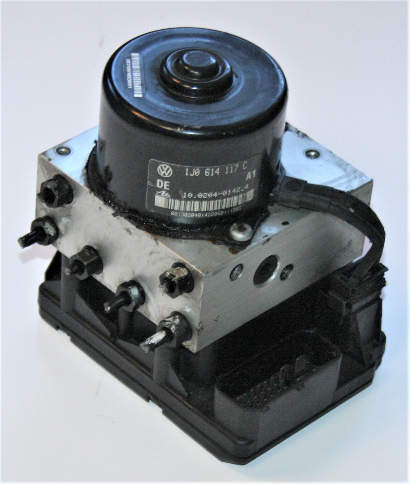 Details about VW GOLF MK4 1 6 AKL ABS BRAKE PUMP 1J0 614 117 C & ECU 1J0  907 379 G