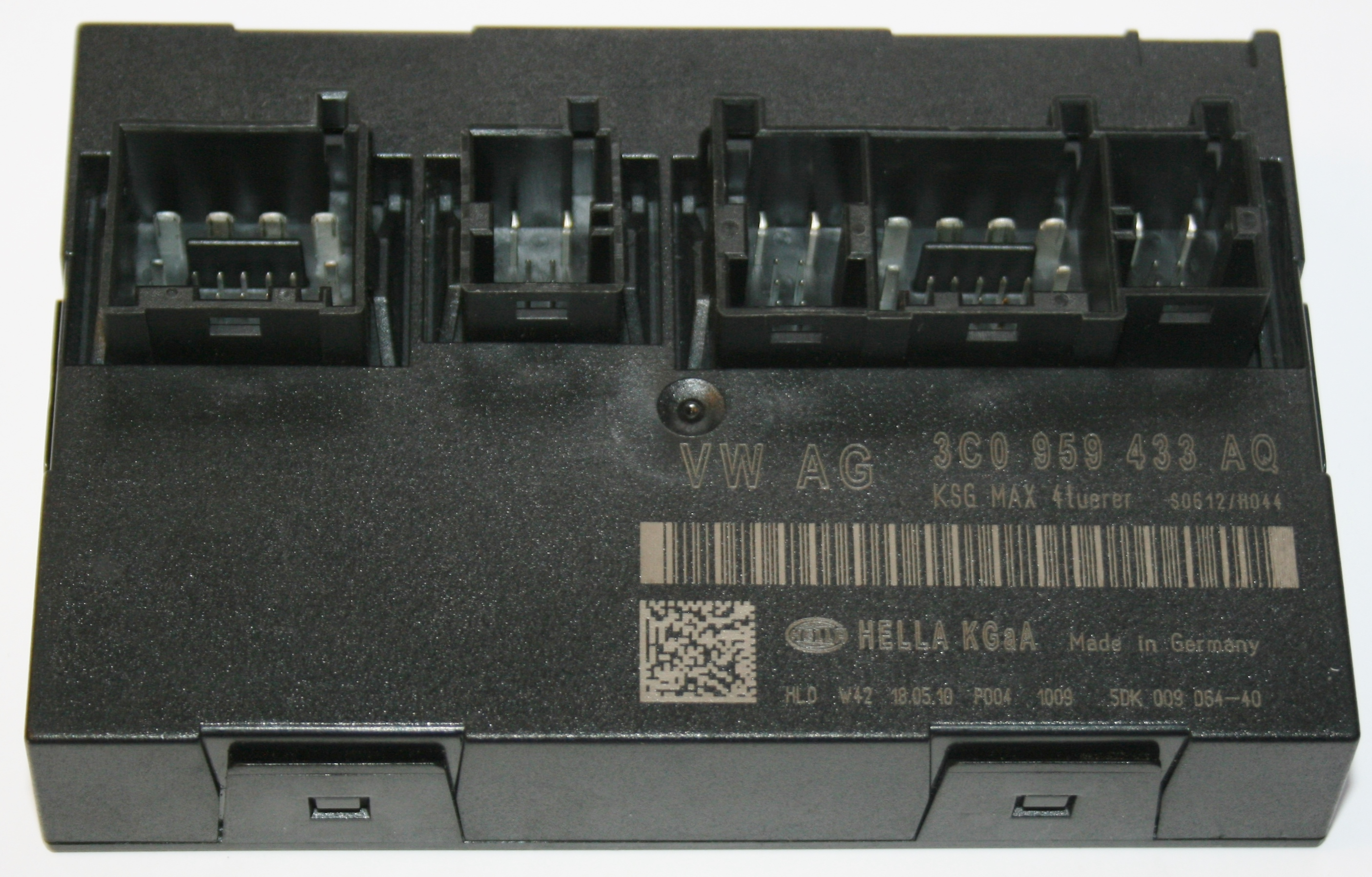 Vw Pat Central Locking Comfort Control Module 29 99