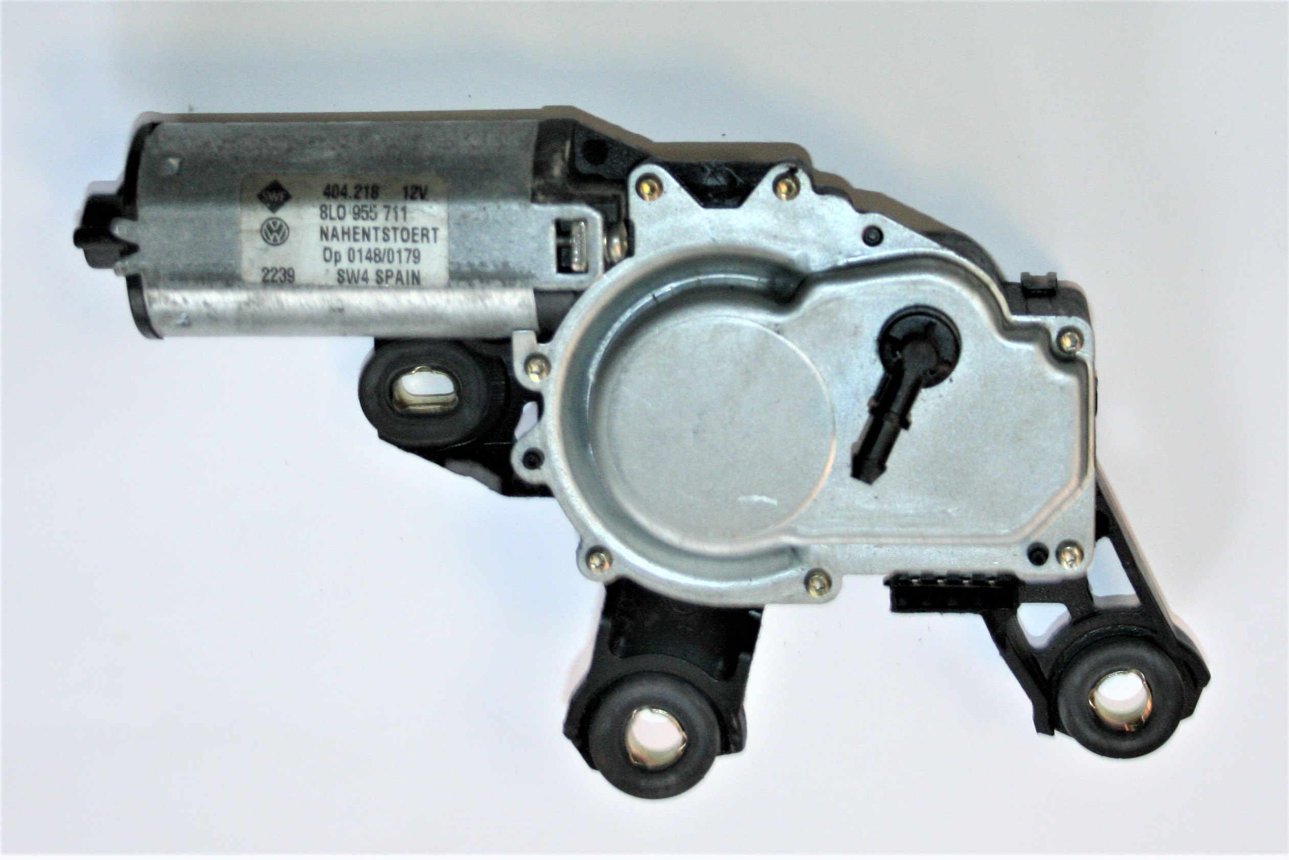 Used genuine vw passat estate rear window wiper motor for 1999 vw passat window regulator