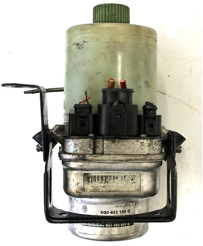 Vw Polo Power Steering Pump Wiring Diagram : Used genuine vw polo electronic power steering pump q